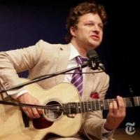 In Performance Video: THE LION's Benjamin Scheuer Performs 'Cookie-Tin Banjo'