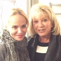 Elaine Paige Says Of Kristin Chenoweth In ON THE TWENTIETH CENTURY, 'Wickedly Wonderful'