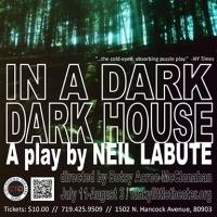BWW Reviews: Funky Little Theater Company Takes a Daring First Step With IN A DARK, DARK HOUSE
