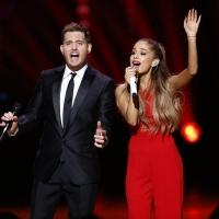 Photo Flash: Streisand, Grande & More on Tonight's MICHAEL BUBLE'S CHRISTMAS IN NEW YORK