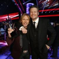 Craig Wayne Boyd Crowned Season Seven Winner of THE VOICE