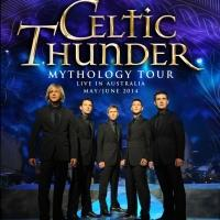 Celtic Thunder to Dedicate Mythology Australian Tour to George Donaldson, May-June 2014
