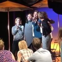 BWW Exclusive: Official Video - IF/THEN's Idina Menzel Performs 'Let It Go' with BC/EFA Auction Winners!