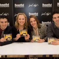 Photo Flash: Jessie Mueller, Jake Epstein, Anika Larsen and Jarrod Spector at BEAUTIFUL CD Signing at Lord & Taylor