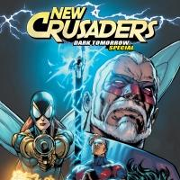 Dark Circle Comics Launches Digital Library Which Features the Debut of IMPACT COMICS and the Return of the NEW CRUSADERS