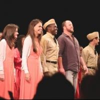 Photo Coverage: Sutton Foster & VIOLET Cast Take a Bow at Encores!