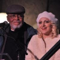 Photo Coverage: James Earl Jones, Annaleigh Ashford, and More Perform at Macy's 2014 Windows Unveiling
