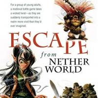 ESCAPE FROM NETHERWORLD by David Kuklis is Now Available