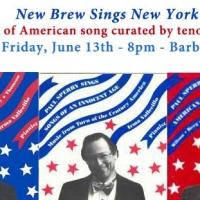 Opera on Tap Presents NEW BREW SINGS NEW YORK, Today