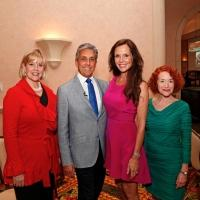 Photo Flash: The Colony Hosts CULTURE & COCKTAILS with Charles & Clo Cohen