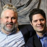 In the Spotlight Series: In the Tonys Photo Booth with Nominees Tom Kitt & Brian Yorkey