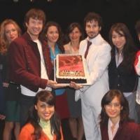 Photo Coverage: FUERZA BRUTA Celebrates 2000th Performance!