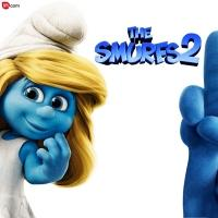 SMURFS Set for Blue Carpet Premieres Worldwide on 'Super Smurf Sunday' Today