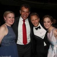 Photo Coverage: Inside the New York Pops' Gala Dinner with Kathleen Marshall, Laura Osnes & More!
