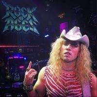 Photo Flash: Sneak Peek at Chester See as 'Stacee Jaxx' in ROCK OF AGES