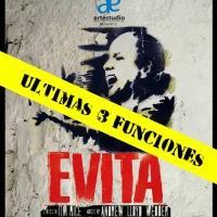 EVITA, de Artestudio, est� concluyendo exitosa temporada
