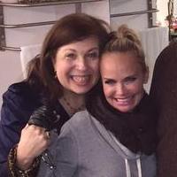 WICKED Reunion! Winnie Holzman Visits Kristin Chenoweth Backstage At ON THE TWENTIETH CENTURY