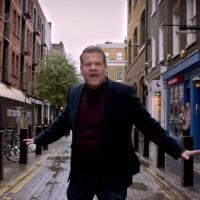 VIDEO: Watch Tony Winner James Corden's Ultimate Lip-Sync to Estelle's 'Free'!