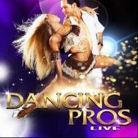 Dance Competition DANCING PROS: LIVE! Comes to the Wharton Center Tonight