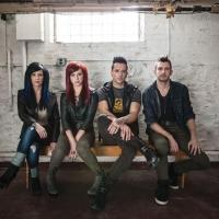 Skillet's New Album RISE Hits No. 1 on iTunes; Band Performing on CONAN 7/11