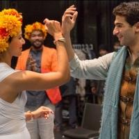 Photo Flash: First Look at The Public's PERICLES, PRINCE OF TYRE Tour