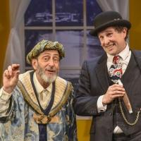 BWW REVIEW: The Con Is on in KING OF SECOND AVENUE