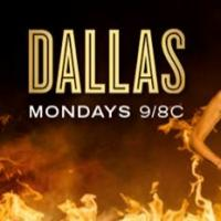 TNT's DALLAS Will Not Return for Fourth Season