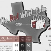BWW Interviews: THE RED VELVET CAKE WAR Cast Discuss the Fluffy and Fufilling Comedy