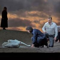 Photo Flash: First Look at Jonas Kaufmann and More in Wagner's PARSIFAL