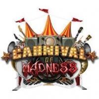 CARNIVAL OF MADNESS Tour Feat. Shinedown & Papa Roach Kicks Off 8/11
