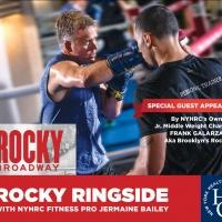 New York Health & Racquet Teams with ROCKY Fight Choreographers for 'Rocky Ringside' Fitness Class, Beg. Today