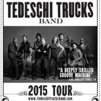 Tedeschi Trucks Band Plays the King Center Tonight
