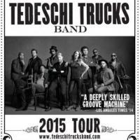 Tedeschi Trucks Band Plays the King Center Tonight