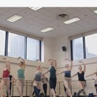 STAGE TUBE: Sneak Peek at BALLET 422 Theatrical Release, Behind the Scenes of the New York City Ballet