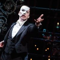 Photo Flash: First Look at James Barbour in Broadway's THE PHANTOM OF THE OPERA