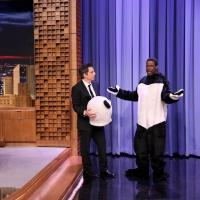 VIDEO: Ben Stiller Reveals Chris Rock is 'Hashtag the Panda' on TONIGHT