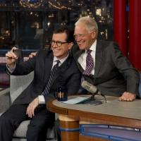 VIDEO: Stephen Colbert Talks Taking Over LATE SHOW on Tonight's Letterman
