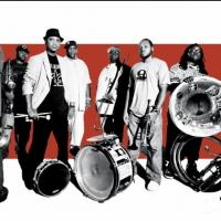 The Soul Rebels Launch 'Song of the Week' Campaign to Support 2014 Fall Tour