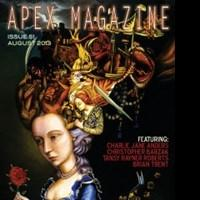 Brian Trent, L. Ron Hubbard's Writers of the Future Contest Winner Wins 2013 Apex Magazine 'Story of the Year'
