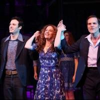 Photo Coverage: Carole King Arrives on Broadway! Inside BEAUTIFUL's Opening Night Curtain Call