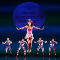 BWW Interviews: Debut of the Month - ON THE TOWN's Megan Fairchild