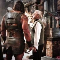 Photo Flash: First Look - Dwayne Johnson Stars as HERCULES