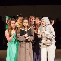 BWW Review: THE INSECT COMEDY Exposes Humanity's Most Basic Needs and Desires
