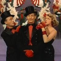 Beloved Holiday Classic WHITE CHRISTMAS to Return to Theaters This December