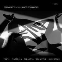 Roman Mints Release New Recording DANCE OF SHADOWS Today
