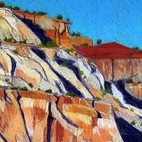 Over 30 Works by Scotty Mitchell On View at Museum of Northern Arizona