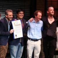 BWW TV: Bobby Lopez, Jeff Whitty, Jeff Marx & AVENUE Q Cast Celebrates 10th Anniversary!
