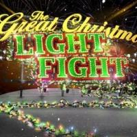ABC's GREAT CHRISTMAS LIGHT FIGHT Finale Surges 33% in Total Viewers