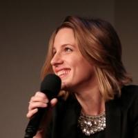 Photo Coverage: Jessie Mueller, Jarrod Spector & Anika Larsen Talk BEAUTIFUL at Apple Store Soho