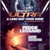 """ULTRA MUSIC FESTIVAL Announces """"ROAD TO ULTRA: A LONG WAY FROM HOME"""" Tour"""